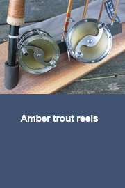 Amber trout reels