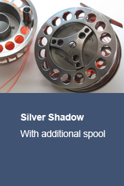 Silver Shadow with additional large arbour #7/9 monoblock Ti spool
